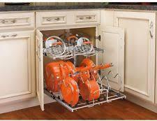rev a shelf kitchen pot racks ebay