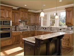 Modern Dark Kitchen Cabinets Kitchen With Dark Brown Cabinets The Most Impressive Home Design