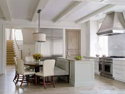 kitchen banquette furniture banquettes how to get the look with a sofa loveseat or settee