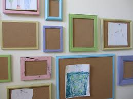 making frame for cork board wall home design ideas