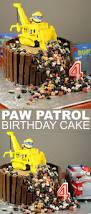 paw patrol birthday cake recipe paw patrol birthday cake paw