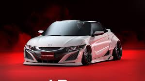 custom honda liberty walk build custom honda s660 drivetribe