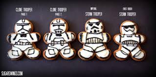 sugar swings serve some day 10 star wars trooper gingerbread men