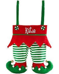 great deal on personalized jingle bell green