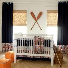 coastal nursery decorating ideas nursery mediterranean with crib