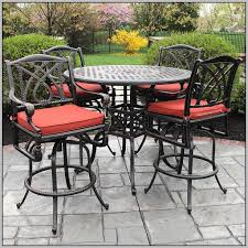 Bar Height Patio Furniture Sets Bar Height Patio Set Cover