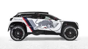 peugeot new cars peugeot has made a new evil dakar car car news bbc topgear