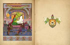 inspiration shrek u0027s fairy tale illustrator u2013 ringleader paper