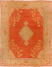 Terracotta Rugs Accessories Ushak Rug Antique Heriz Rugs For Sale Oushak Rugs