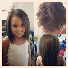 brazillian blowout on my beautiful 8 year old daugher she is