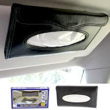 Tissue Holder 1 Car Visor Tissue Holder Caddy Kits Refill Kleenex Cases Handy