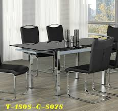Dining Room Furniture Montreal Montreal Furniture 7 Dining Set 6 Chairs Table At Mvqc