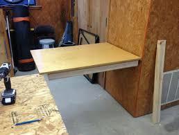 Wall Desk Diy Folding Wall Desk Diy Home Design Ideas