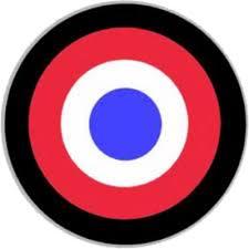 psd detail amc bullseye logo official psds