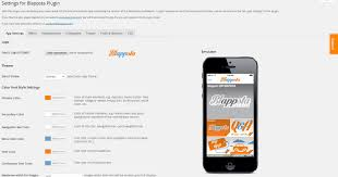 blappsta mobile app plugin u2013 your native mobile iphone app and