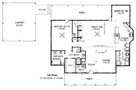 his and bathroom floor plans his and bathrooms 3405vl architectural designs house plans
