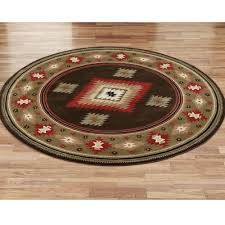 Round Red Rugs Round Red Area Rugs Round Designs