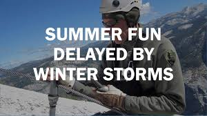 Chp Scale Locations Summer Fun Delayed By Winter Storms In California Info On Half