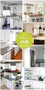 beautiful white kitchen update with chalk paint remodelaholic beautiful white kitchen update with chalk paint