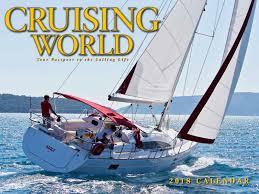 cruising world 2018 calendar cruising world magazine