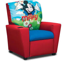 Mickey Mouse Lawn Chair by Mickey Mouse Recliner Badcock U0026more