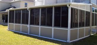 patio enclosures prices screen jacksonville fl st augustine