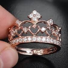 king and crown wedding rings best 25 crown rings ideas on princess promise rings