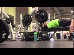 Kai Greene Bench Press Max Flat Bench Press By Max Sporter Tv All About Sport