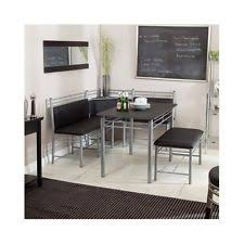 breakfast nook dining sets ebay