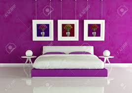 Moderne Schlafzimmer Purple Moderne Schlafzimmer Mit Frame With Colored Roses