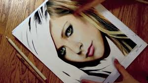 drawing avril lavigne youtube