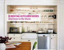 rental kitchen ideas 8 how to ideas for rental kitchens cozy house