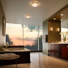 flush mount ceiling light for bathroom davinci pictures