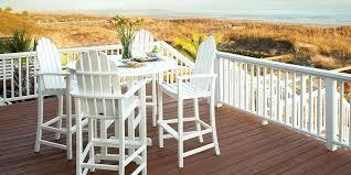 plastic lumber outdoor furniture en recycled plastic lumber patio