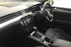 volkswagen arteon 2017 used 2017 volkswagen arteon 2 0 tsi r line 5dr dsg for sale in