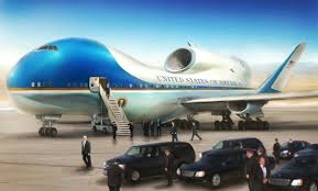 layout of air force one force one