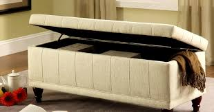 White Bedroom Bench With Storage Bench Pleasing Bedroom White Storage Bench With Cushion Gratify