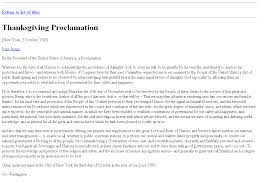 thanksgiving proclamation 1789 george washington papers washington u0027s thanksgiving proclamation