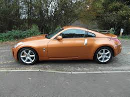 nissan coupe 2005 used 2005 nissan 350 z 3 5 v6 gt pack for sale in maldon essex