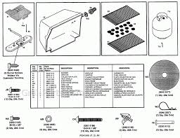 Patio Master Grill by Patio Master 415 Pg415h9 Parts Free Shipping