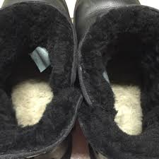 womens slipper boots size 11 79 ugg shoes emerson ugg boot size 11 black leather
