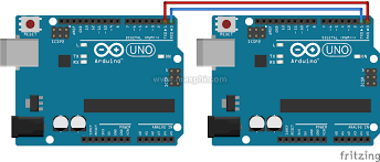serial communication with arduino tutorial maxphi lab