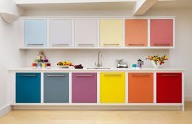 bright kitchen color ideas colorful kitchen design best 25 kitchen colors ideas on