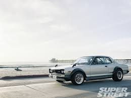 nissan skyline left hand drive for sale 1972 nissan skyline 2000 gtx super street magazine