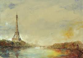 eiffel tower watercolor paintings fine art america