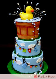 rubber ducky baby shower cake rubber ducky baby shower cake custom baby shower cakes