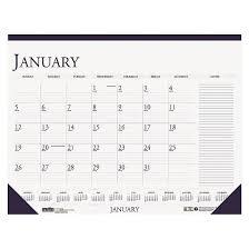 Desk Calendar With Stand Calendars Target