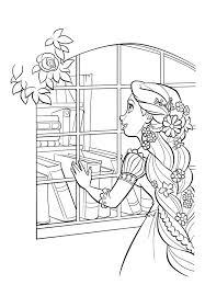 rapunzel coloring pages disney coloring pages pinterest rapunzel