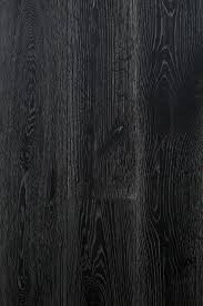 black wood flooring can be friend with lighter flooring best