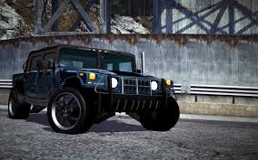 the muscleman ride hummer h1